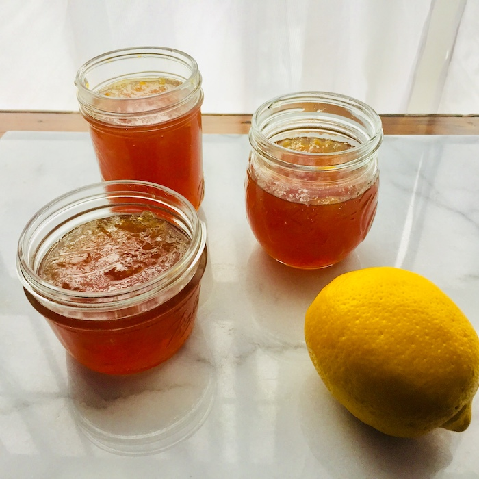 Lemon Marmalade is like lemon meringue pie for your toast. OMG.