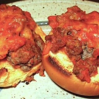 Pizza Burgers