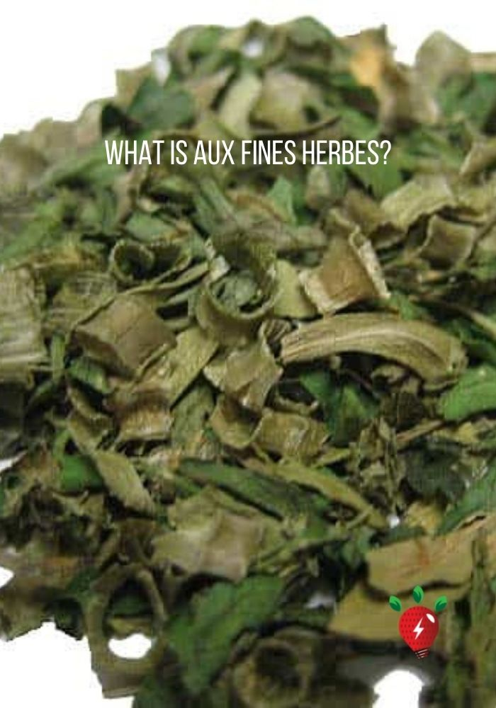 Aux Fines Herbes, a delicious blend of no-calorie herbs