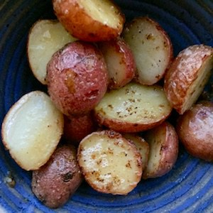 Oven Browned Potatoes