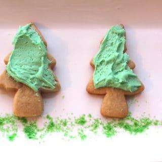 Sadie's Brown Sugar Sugar Cookies