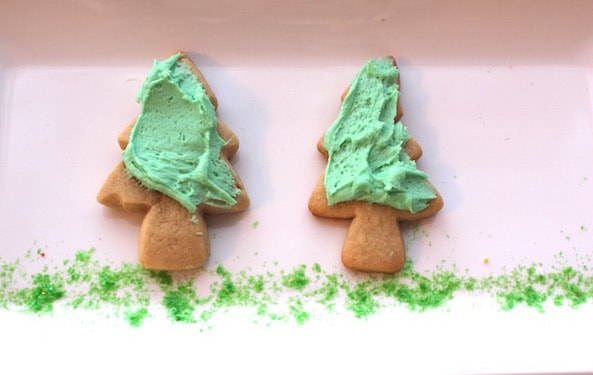 Sadie Carter's Brown Sugar Sugar Cookies