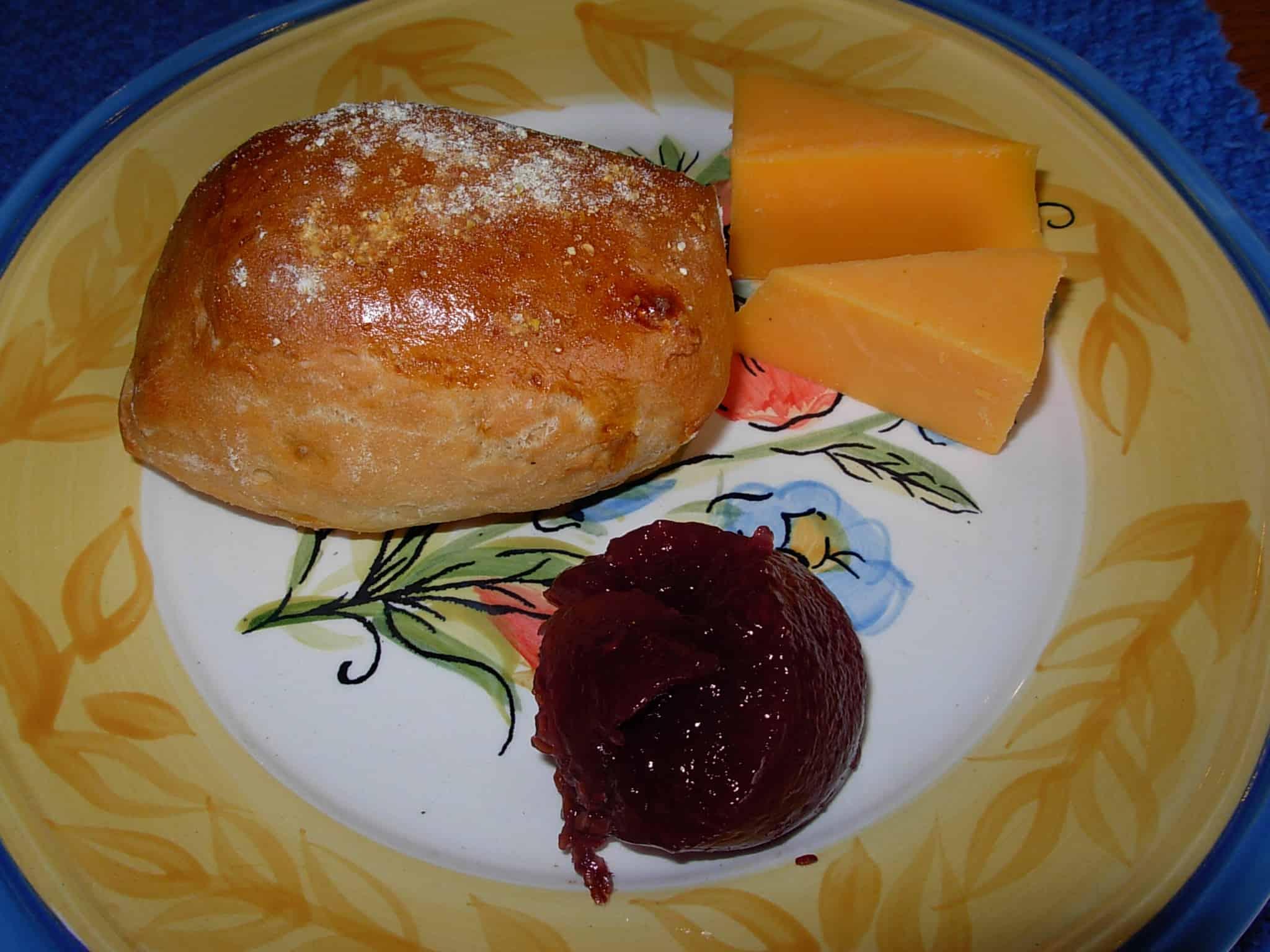 Crusty French Rolls