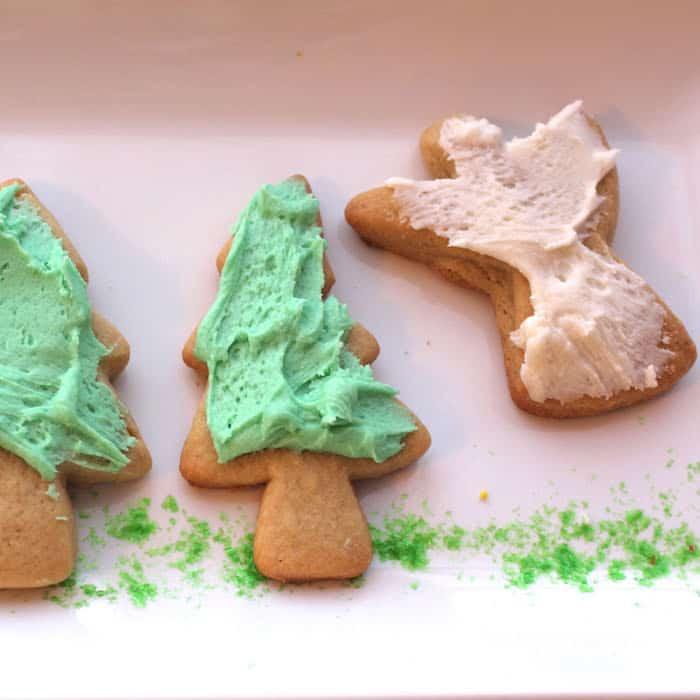 Grandma Sadie's Brown Sugar Sugar Cookies