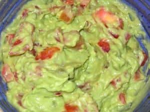 Guacamole…Football Food!