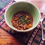 Mental Lentil Soup
