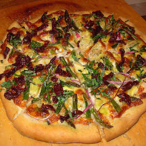 California Artisan Pizza