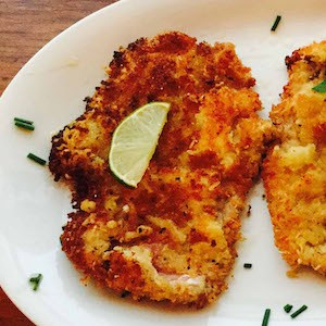 Wiener Schnitzel (Betty's Vienersnitzel)