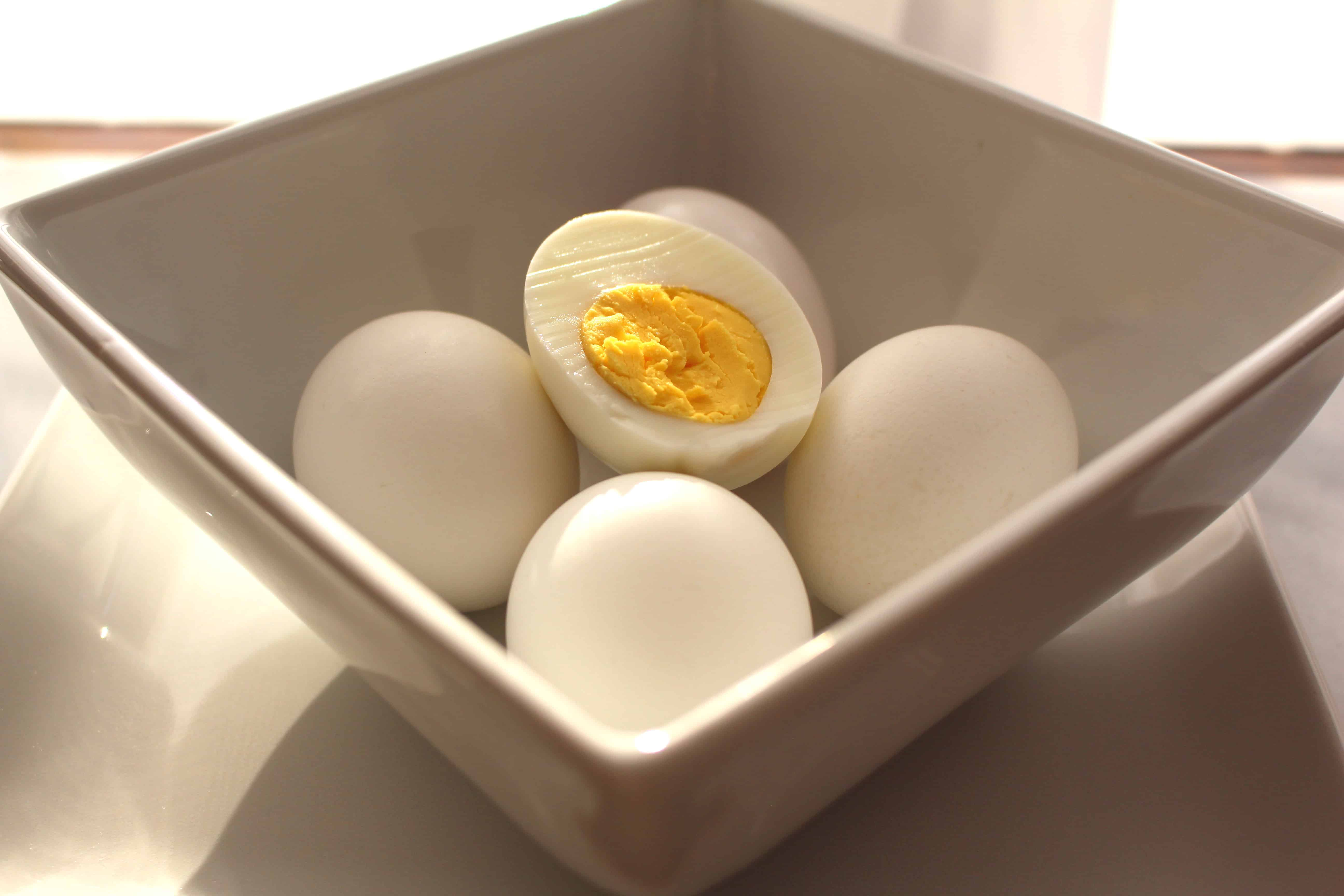 Step 5: how to make hard boiled eggs—perfectly