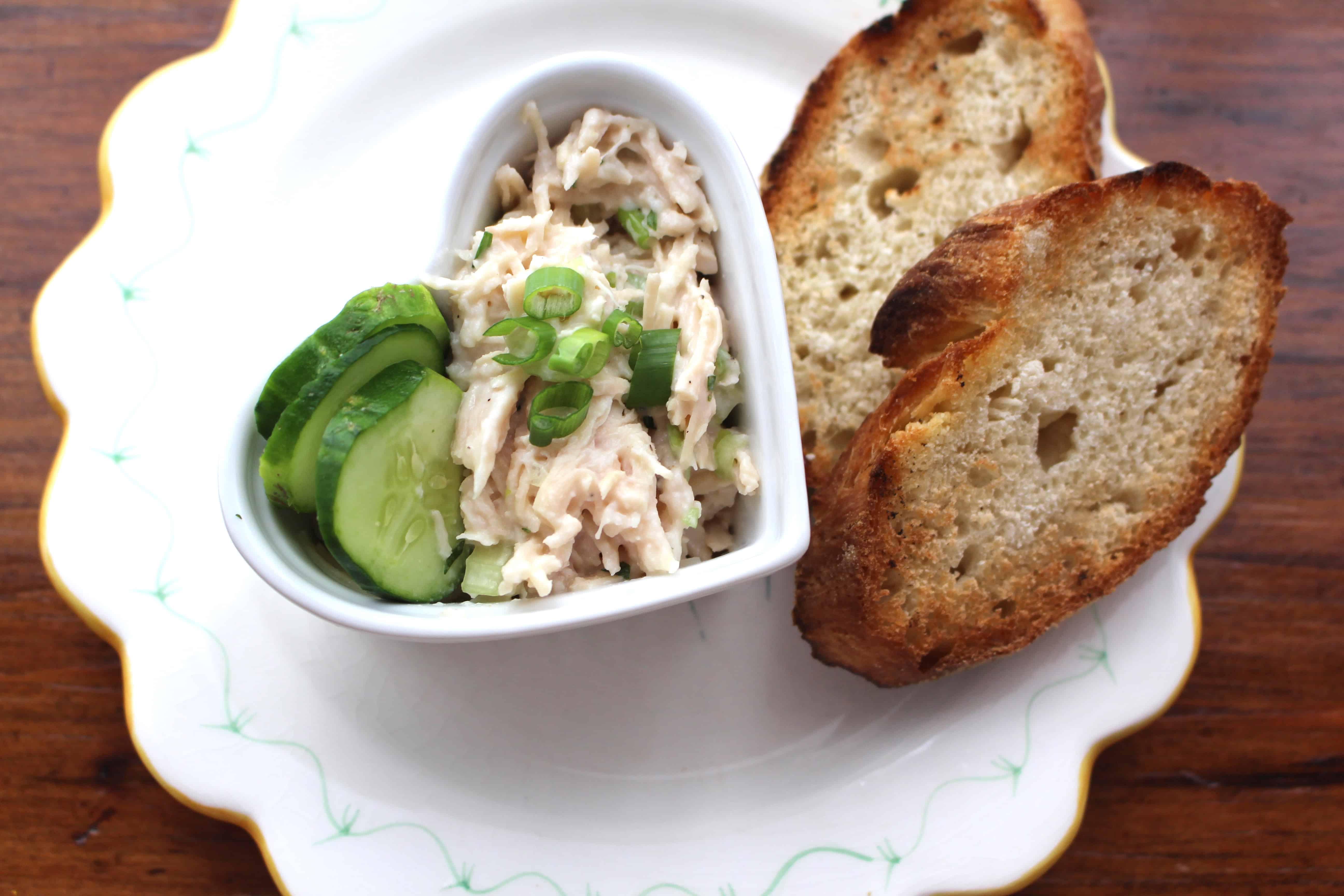 Tarragon Chicken Salad | Recipe Idea Shop