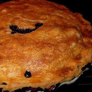 Don's Blueberry Pie