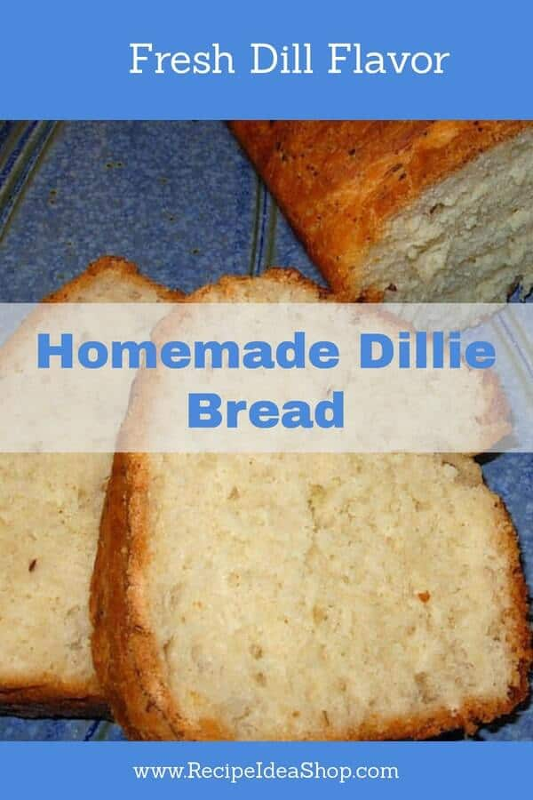 Homemade Dill Bread. OMG. So good. Hard to mess up. #dillbread; #dilliebread; #homemadedillbread; #homemadebread; #recipes; #recipeideashop