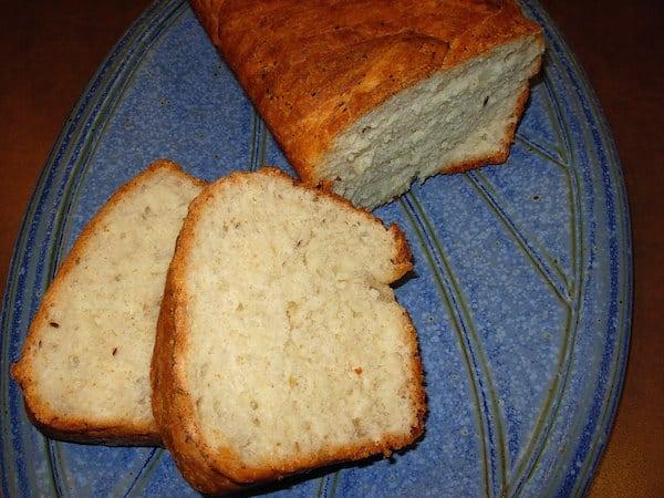 Aunt Pauline's Dillie Bread