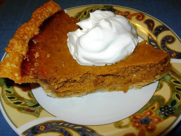 Libby's Pumpkin Pie Recipe is our favorite.