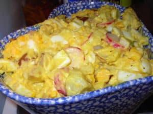 Egg-y Potato Salad