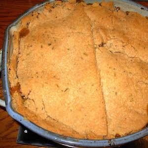 Savory Vegetarian Pot Pie