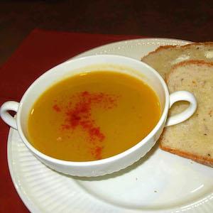 Butternut Squash Vichyssoise Soup