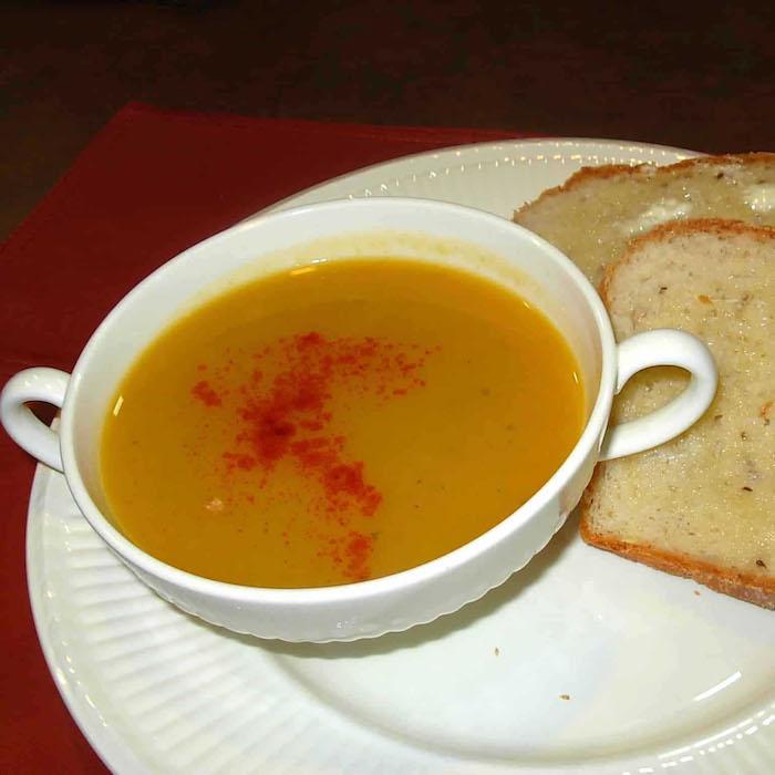 Butternut Squash Vichyssoise (Vegan)