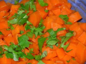 Carrots Vermouth