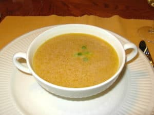 Coconut Carrot Ginger Soup Warms You Up