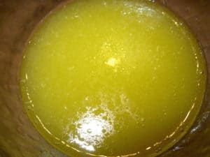 Olive Oil Lemon Honey Salad Dressing