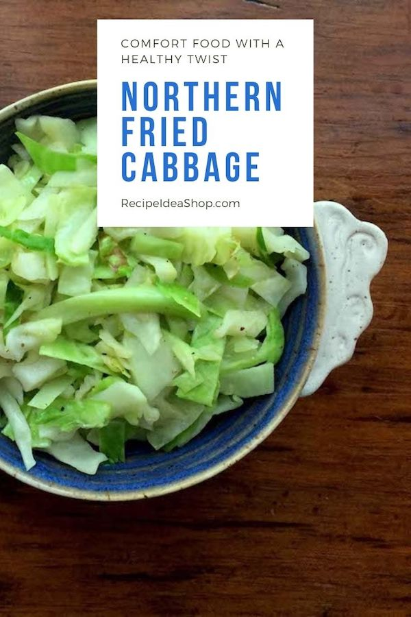 Northern Fried Cabbage fights inflammation. Something so good for you couldn't taste this good. You know you want some. #northernfriedcabbage #inflammationfighter #glutenfree #comfortfood #recipes #vegan #cruciferous #recipeideashop