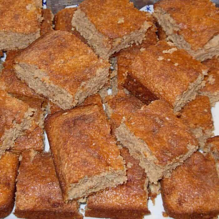 James Beard's Snickerdoodle Coffee Cake