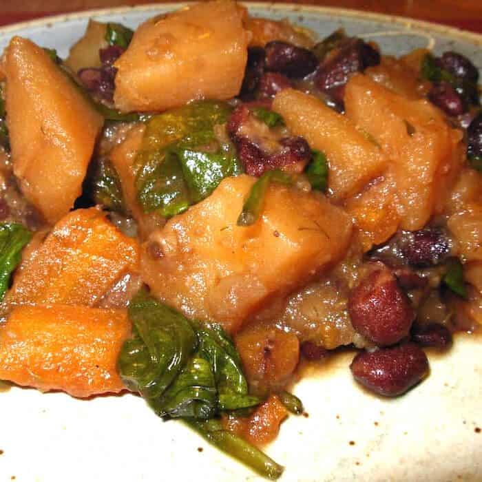 Crockpot Veggie Irish Stew