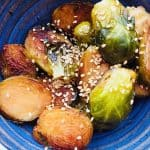 Sautéed Brussels Sprouts recipe with tarragon, #sauteedbrusselsprouts, #sauteedbrusselssprouts, #recipeideashop