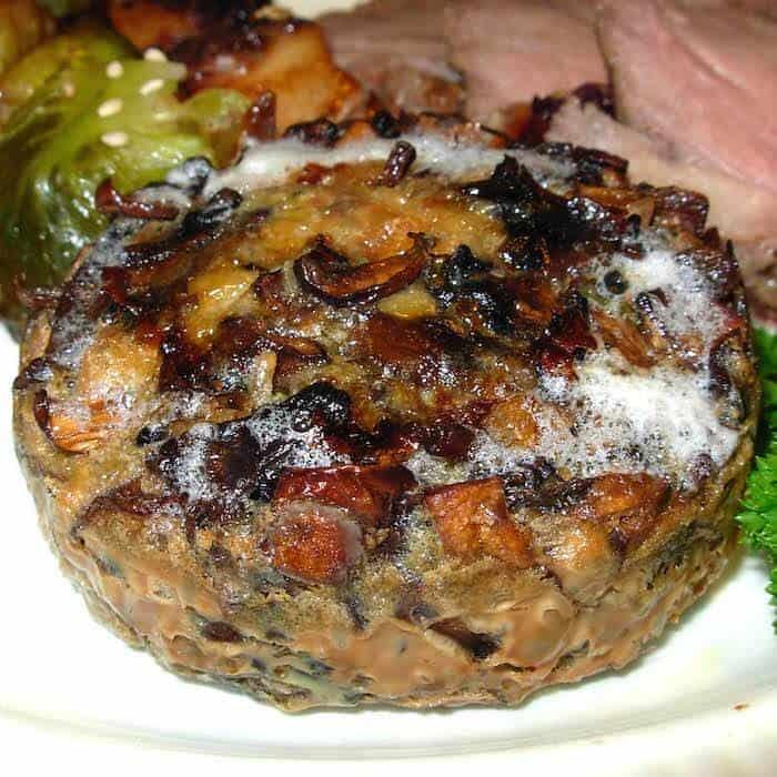 Marvelous Mushroom Paté Petite