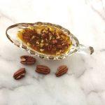 Molasses Honey Vinaigrette & Pecans