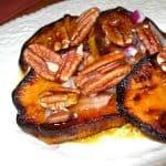 Sweet Potato Onion Pecan Salad