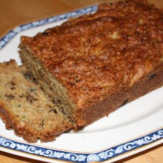 Gluten Free Zucchini Bread—Tasty, Moist, Easy