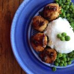 Just the right tang, makes this Scallops with Ginger Lime Marinade so scrumptious.