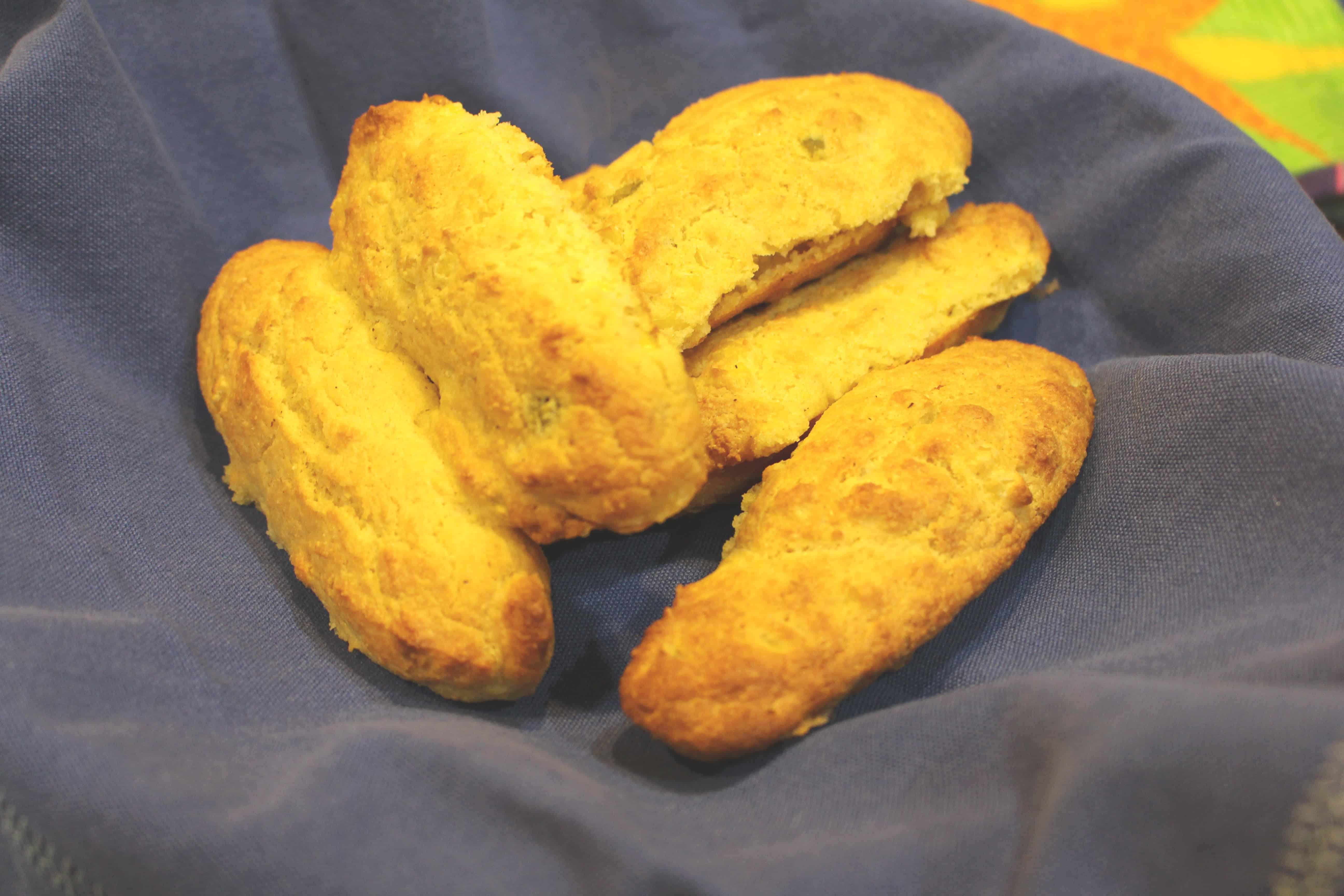 Jalapeño Cornbread (Gluten Free) | Recipe Idea Shop