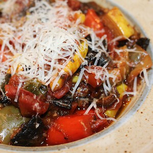 Roasted Ratatouille (Vegan)