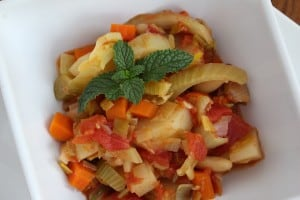 French Vegetable Stew (Vegan)