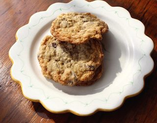 Chewy Gluten Free Chocolate Chip Cookies Recipe