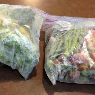 Easy Homemade Vegetable Broth (Gluten Free)