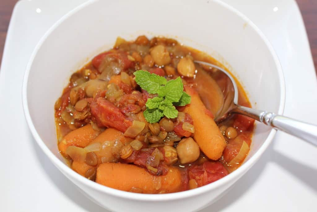 Mediterranean Kitchen Lentil Soup Recipe