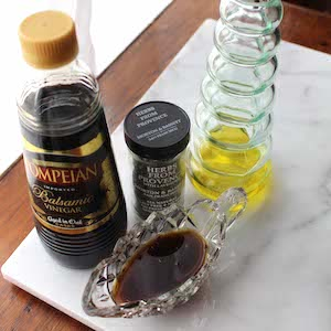 Simple Balsamic Vinaigrette
