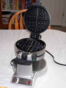 Product Review Waring Pro Waffle Maker