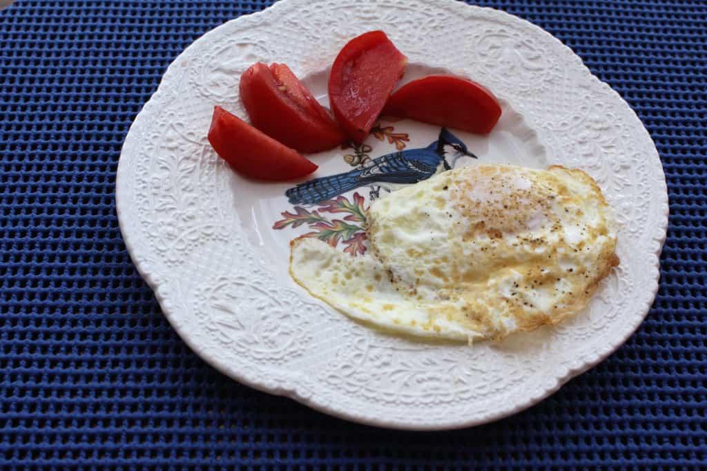 Fried Egg, Over Easy.