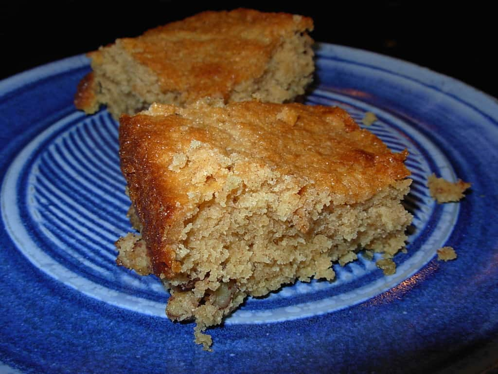 Easy Gluten Free Coffee Cake