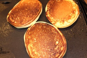 Don's Buttermilk Pancakes