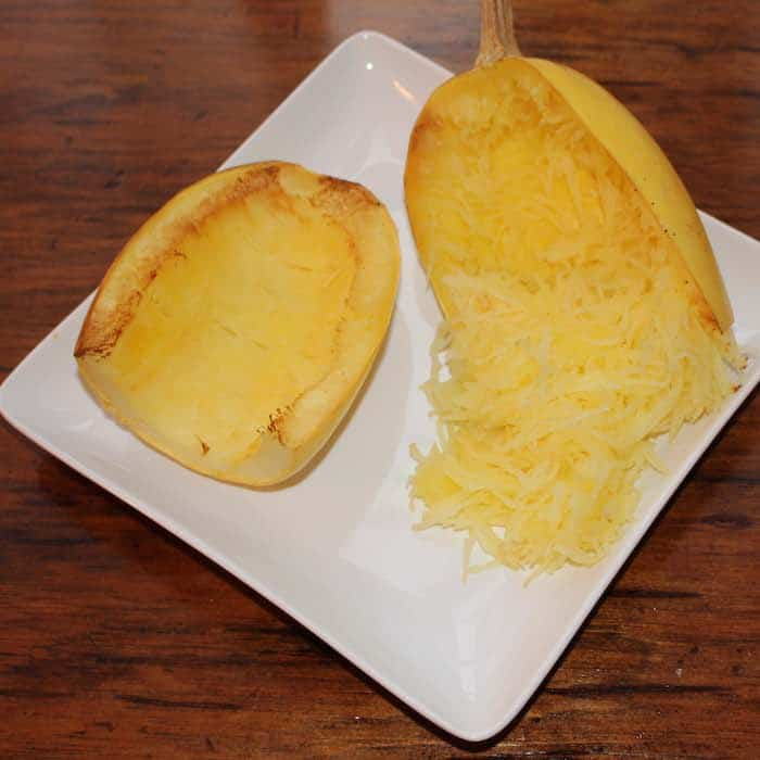 How to Make Spaghetti Squash: Baked