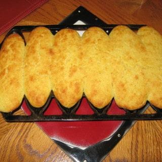 Cornmeal Muffins/Cornmeal Sticks
