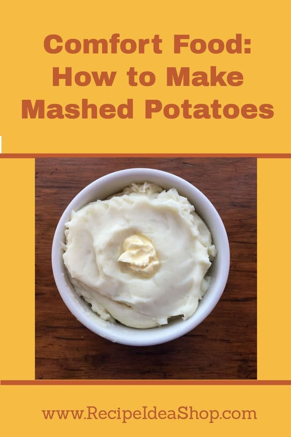 How to Make Mashed Potatoes; #mashedpotatoes; #howtomakemashedpotatoes; #how-to-make-mashed-potatoes