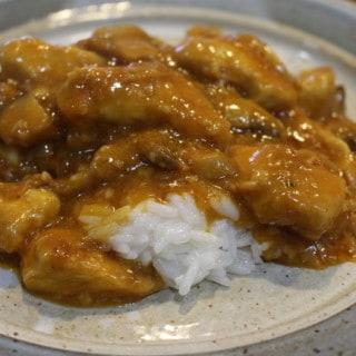 Dairy and Gluten Free Chicken Stroganoff