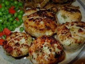 Grilled Scallops a la Penzeys